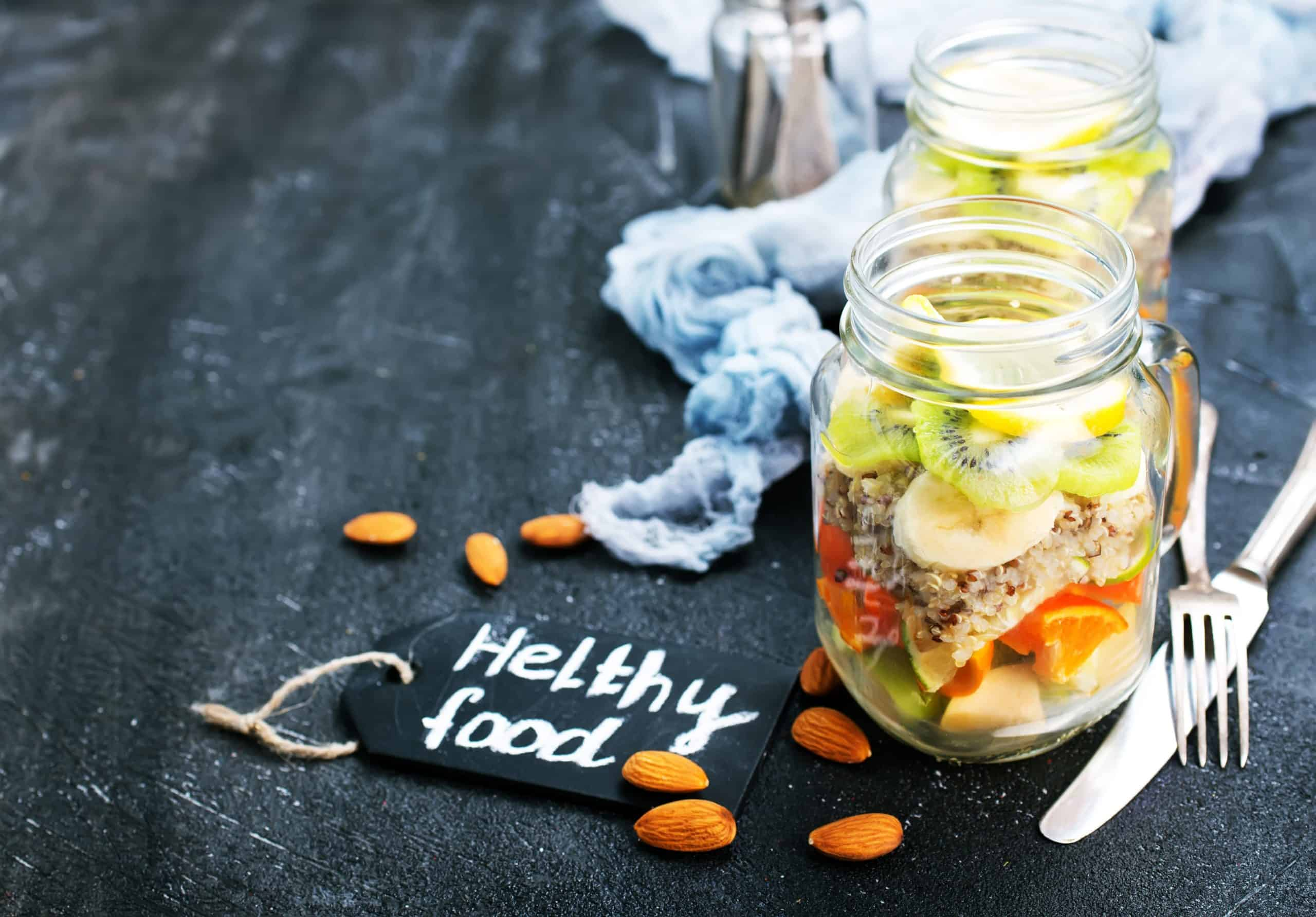 How to Make Lunches Healthier and More Nutritious