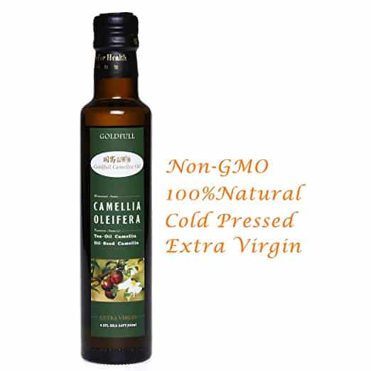 Cold Pressed Extra Virgin Cooking Oil