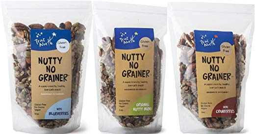 Paleo, Gluten Free, and Vegan Grain Free Granola