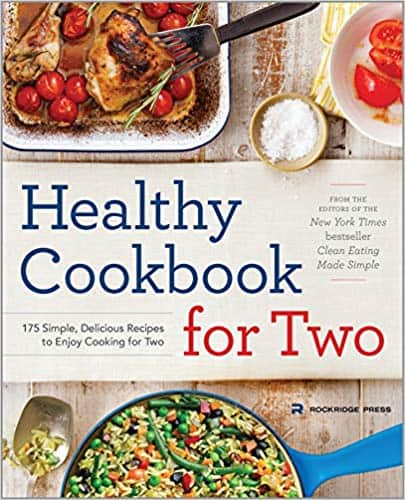 Healthy Cookbook by Michelle Anderson (Paperback Edition)