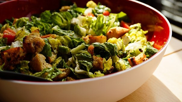 Healthy Office Snack: Making Broccoli Chaat