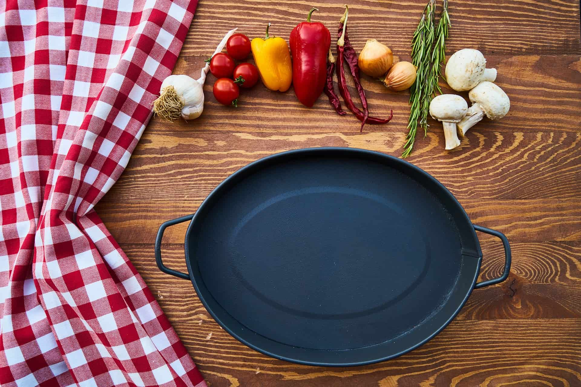 Know More About Cooking Pan Non-Stick Frying